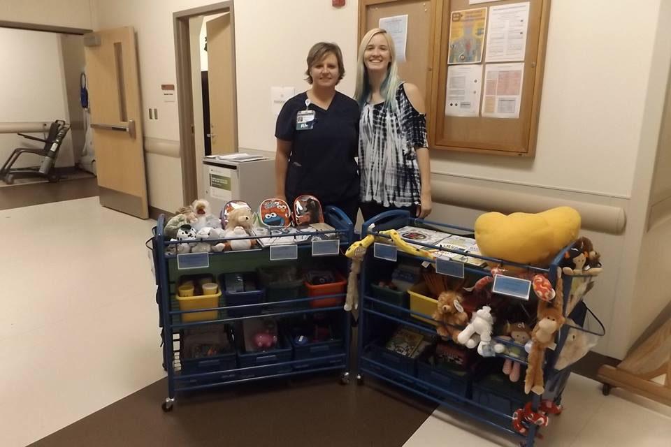 Emergency Room at St. Joseph Hospital in Bryan - Texas Knight
